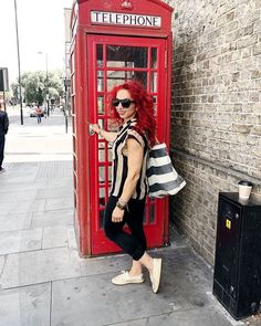 Where is your happy place?  There are many but this particular moment was a great one for me. Shot in #islington #London , it was the first photo taken beside a #londinium #landmark , the #redphonebooth . I was with my sis and my family, a day before cele