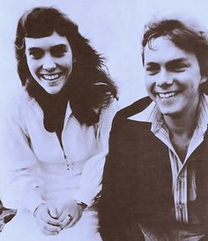 The Carpenters. Outtake for their second studio album: 'Close to you'. Richard Carpenter, Karen Carpenter, Goodbye To Love, Karen Richards, Perfect Woman, Beautiful Family, Forever Young, Love People, Celebrity Crush