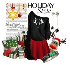 """""""Casual Holiday"""" by stuff4uand4u ❤ liked on Polyvore featuring Judith Jack, Elie Tahari, stuff4uand4u and broochapproach"""