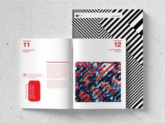 2-in-1 Annual Report & Presenter on Behance