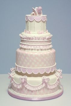 babi cake, baby shower cakes decorations, pink, babi girl, shower idea, amaz cake, baby cakes, babi shower, baby showers