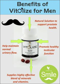 The new and improved Vitolize Men​ offers a natural solution support prostate health and men's vitality. Only two weeks left for our lucky winner #menhealth #competiton #growyourfacialhair #closes30November
