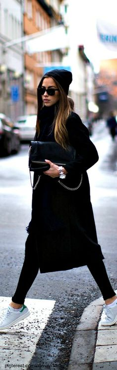 Winter Outfit Inspiration | www.giseledesign.com
