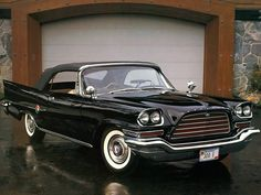 1959 Chrysler 300 E Convertible