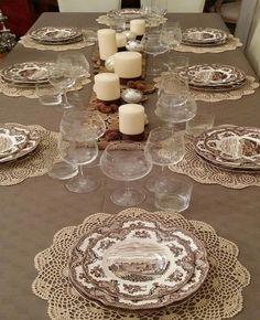 Doilies Crafts, Crochet Doilies, Christmas Fashion, Christmas Diy, Doily Art, Deco Table Noel, Creation Deco, Crochet Decoration, Lace Decor