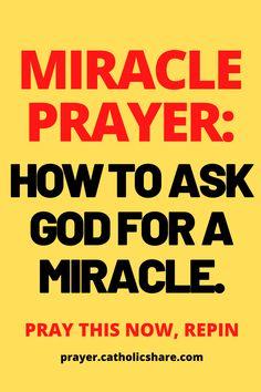 Lent Prayers, Easter Prayers, Bible Prayers, Catholic Prayers, Holy Week Prayer, Christmas Prayer, Prayer Changes Things, Miracle Prayer, Inspirational Prayers
