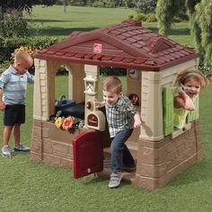 Found it at Wayfair.ca - Neat and Tidy Cottage™ Playhouse