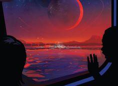 Sistema exoplanetario con condiciones favorables para albergar vida conmociona a comunidad científica