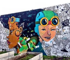 by Hebru Brantley in Miami (LP)