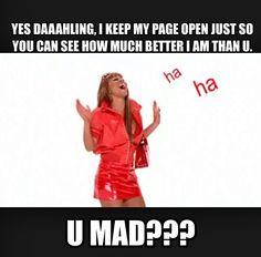 Mariah Carey (meme) exgirlfriend, funny, Mimi