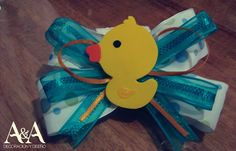 distintivos de patito para baby shower - Buscar con Google