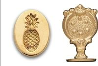 Wax Seal Stamp Pineapple