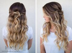 Hair and Make-up by Steph: Bridal Worshop –– good idea for lowlights