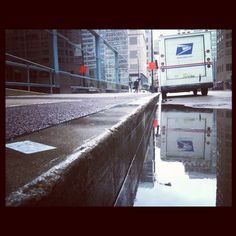 Puddle of Mail by jonniedee on DeviantArt Worlds Largest, Chicago, Deviantart, Gallery, Roof Rack