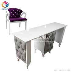 Modern design cheap nail table manicure tables
