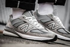 The New Balance fifth incarnation – the – has hit shelves Stateside, and we've managed pop 'em on foot for a spin. Grey New Balance, Sneak Attack, Walk The Line, Yeezy 350, Nike Air Vapormax, Me Too Shoes, Air Jordans, Fashion Shoes, Footwear