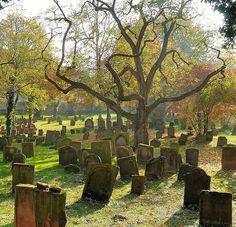 Friedhof by allanimal