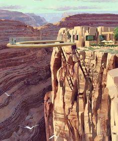 No way!!!!   Grand Canyon West Rim Skywalk