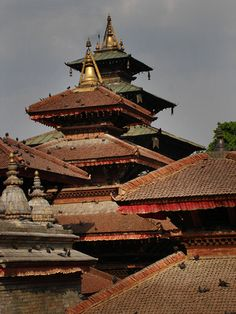City of Temples, Basantapur, Kathmandu, Nepal