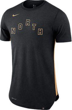 81ae4a2f7 Nike Men s Toronto Raptors NBA Alt Hem T-Shirt  ad  nba  Toronto   sportswear  tshirt