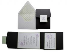 DIY wedding invitations are very popular as they can save you so much money but also can be fun to make