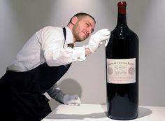 El Sommelier Errante: Botellas de vino, nombres y tamaños.