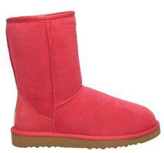 Ugg Classic Short 5825 Boots Tomato
