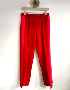 Golden Goose Red Trouser https://www.melaniepress.net/collections/trousers/products/golden-goose-red-trouser