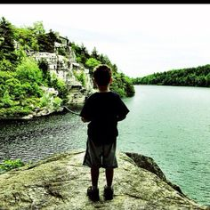 Lake Minnewaska, New Paltz, NY