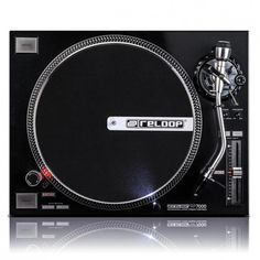 RELOOP RP7000 Direct Drive DJ Turntable