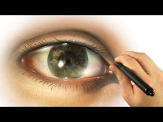 How To Draw An Eye (Corel Painter 2015 Tutorial) [Draw This #37]