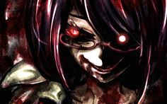 I am going to gently scramble up your insides for you now, okay? Rize - Tokyo Ghoul
