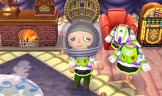 Buzz Lightyear Animal Crossing New Leaf QR Code click on the link to get the qr code