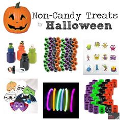 Non-Candy Treats for Halloween | MomTrends