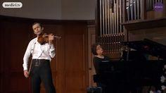 Haik Kazazyan plays Bach, Paganini, Wieniawski & Tchaikovsky – XV International Tchaikovsky Competition, 2015, Violin / Round 1 • http://facesofclassicalmusic.blogspot.gr/2016/09/haik-kazazyan-plays-bach-paganini.html