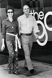 Don and Doris Fisher - Gap Founders!