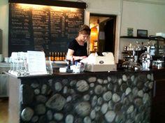 Icelandic Fish & chips restaurant in Reykjavik - via www.yourlittleblackbook.me