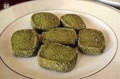 Airinie Cooks: Her Eclectic Kitchen: Green Tea Cookies