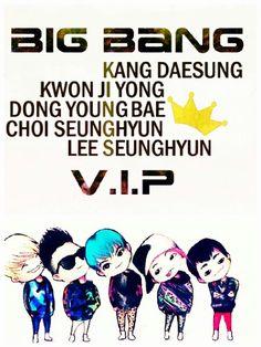 Bigbang forever ♥