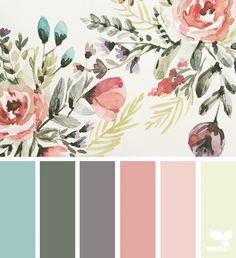 Illustrated Hues | Design Seeds