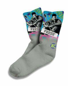 Fresh Prince Socks ( Re-Stock Pre-Order )