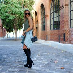 Style by Lolly | Yes, Boot Season is Here | http://stylebylolly.com