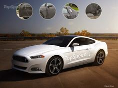 What Ford's 2015 Mustang Could Look Like...