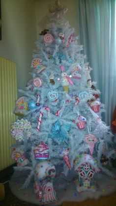 My candy tree