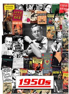 Six Decades of James Bond - The 1950s IAN FLEMING