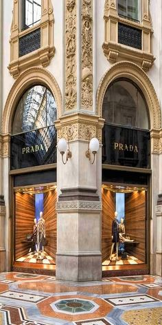 Prada Store (Milan, Italy)