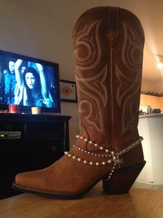 Boot Bling by Heather