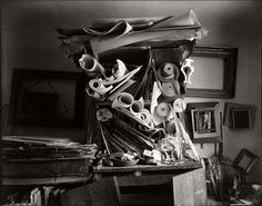 Thursday Morning Jawdropper: Josef Sudek, Photographer