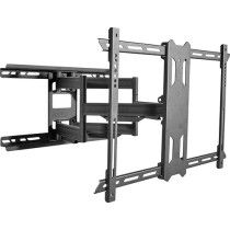 """Kanto - Full-Motion TV Wall Mount for Most 37"""" - 75"""" Flat-Panel TVs - Extends 21.8"""" - Black. $100"""