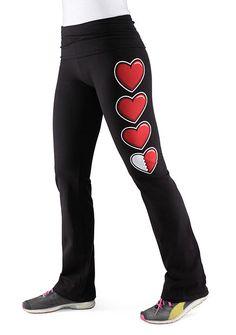 Health Bar Yoga Pants